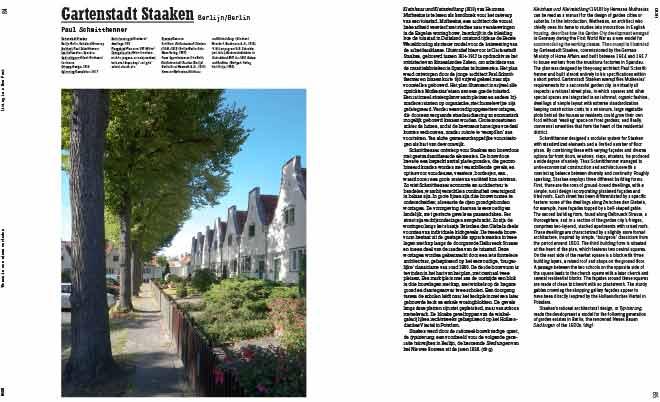 Gartenstadt Staaken